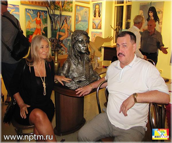 Концерт посвященный памяти Джуны Давиташвили в Доме-музее Джуны.